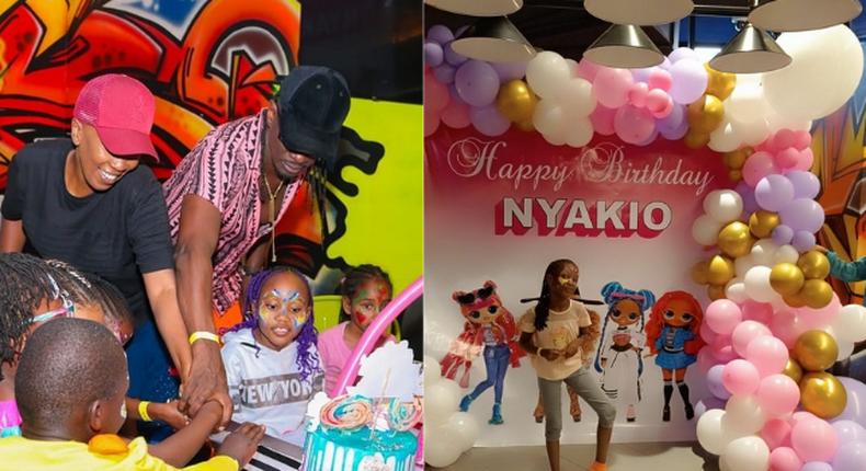 Photos from Nyakio's Birthday Party