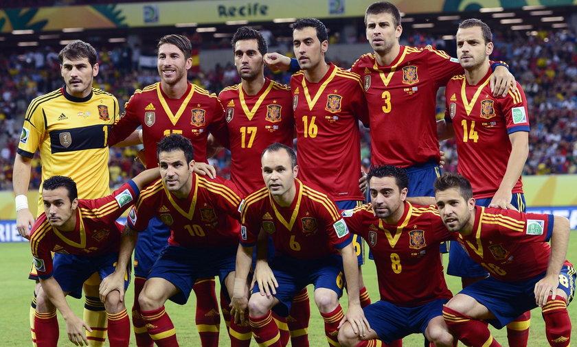 Okradli Hiszpanów na Pucharze Konfederacji!