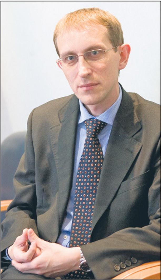 Tomasz Bełdyga ekspert w Firmie Doradczej KPMG