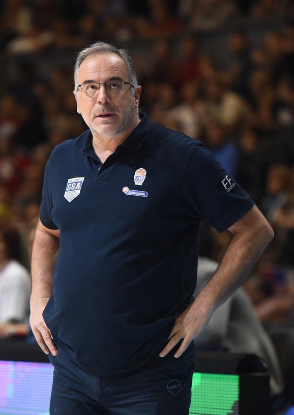 Selektor Grčke Tanasis Skurtopulos