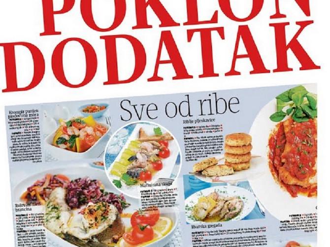 """""""Blic"""" vam ovog ponedeljka poklanja: Najbolji recepti za posna jela i dezerte"""