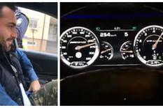 """BAHATI SIN """"KRALJA NAFTE"""" BiH DIVLJAO PO SRBIJI Ovo je mladić koji je vozio 245 kilometara na sat po ZALEĐENOM AUTO-PUTU (VIDEO)"""