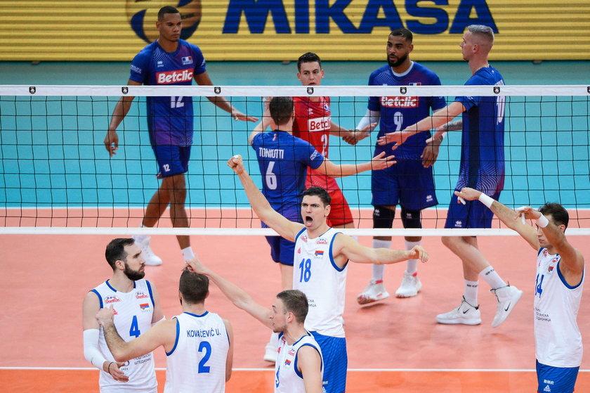 Serbia v France - EuroVolley - Semi final