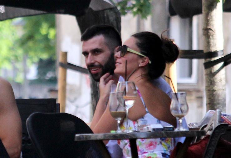 Marija Kilibarda i Vladimir Radmanović