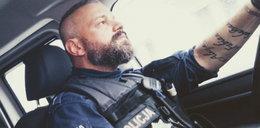 Policjant ze Świebodzina zmarł nagle. Jego rodzina znalazła się w trudnej sytuacji