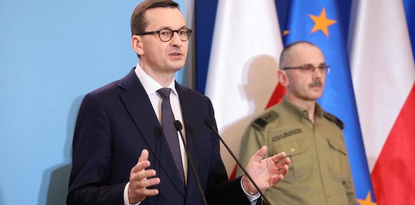 Premier mówi o wpływie koronawirusa na polską gospodarkę