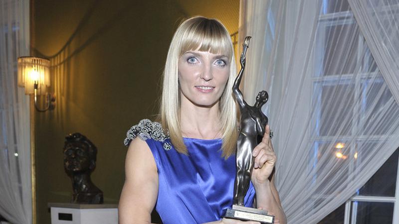 Anna Rogowska w 2010 roku