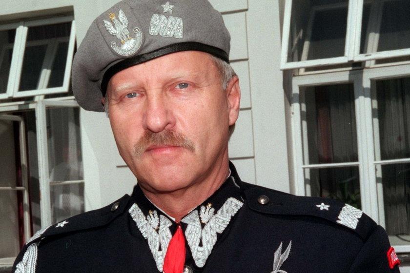 Generał Sławomir Petelicki
