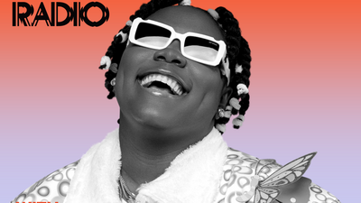 Teni speaks with Cuppy. (Apple Music)