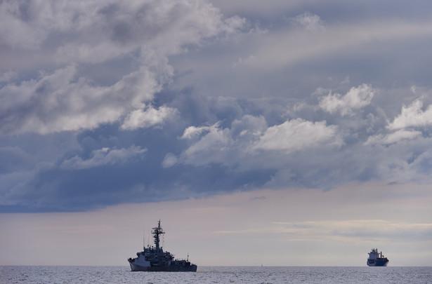 Do momentu aneksji Krymu mapy żeglarskie Morza Azowskiego miały znaczenie drugorzędne