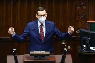 Morawiecki: Czeka nas wielkie zadanie odbudowy polskiej gospodarki