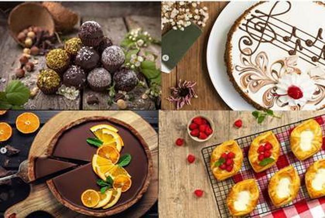 10 najboljih recepata za kolače, torte i slatkiše