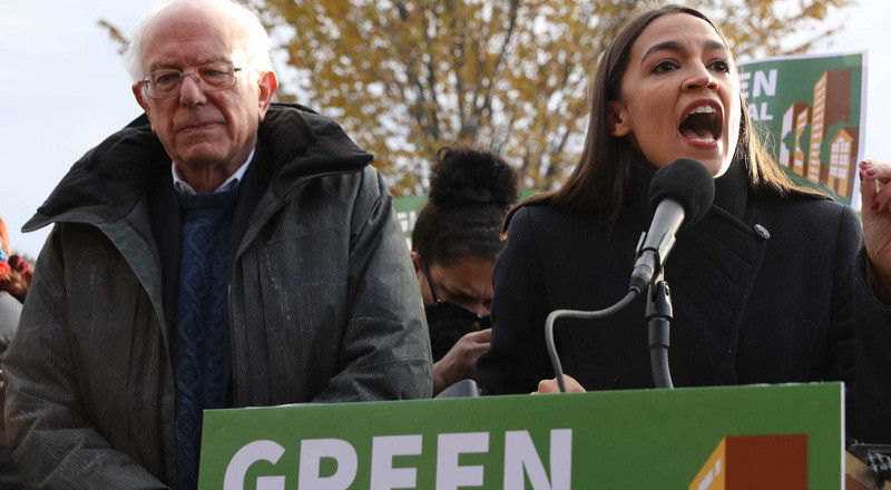 AOC, Bernie Sanders want to help 2 million Americans by investing in green housing infrastructure