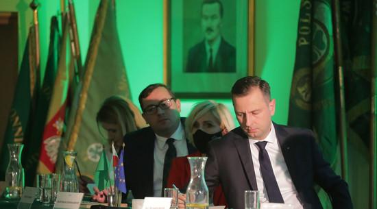Kosiniak-Kamysz: Złożyliśmy wniosek o samorozwiązanie Sejmu
