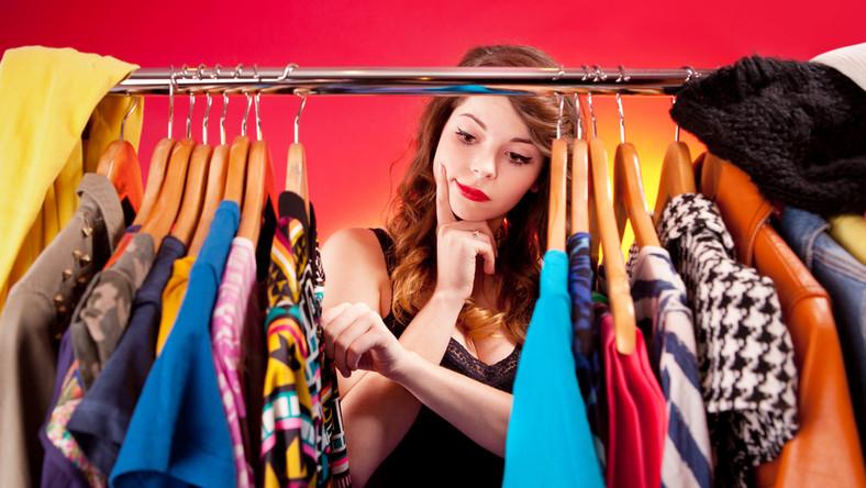 Nie kupuj nowej sukienki!
