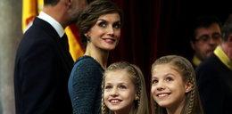 Małe księżniczki skradły serca fotoreporterów