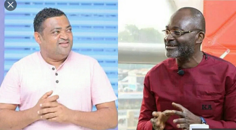 Joseph Yamin sues Ken Agyapong for defamation; demands GHS95m and apology 3 times a day for a year