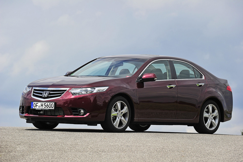 3 - Honda Accord (VIII)