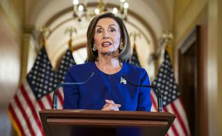 Pelosi chce w Kongresie ograniczyć ewentualne działania wojskowe Trumpa