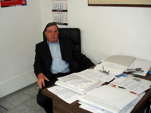 Pokušao da naplati 214.500 dinara, a sudije se oglasile nenadležnim: Stanimir Đurić
