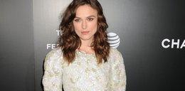 Keira Knightley znów w sukience Chanel