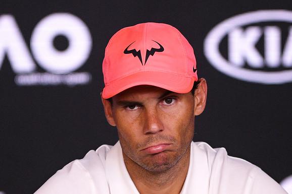 NADAL NEĆE U SAD! Španac zakuvao tenisku diskusiju, a onda sve PRENERAZIO kada je govorio o treninzima!