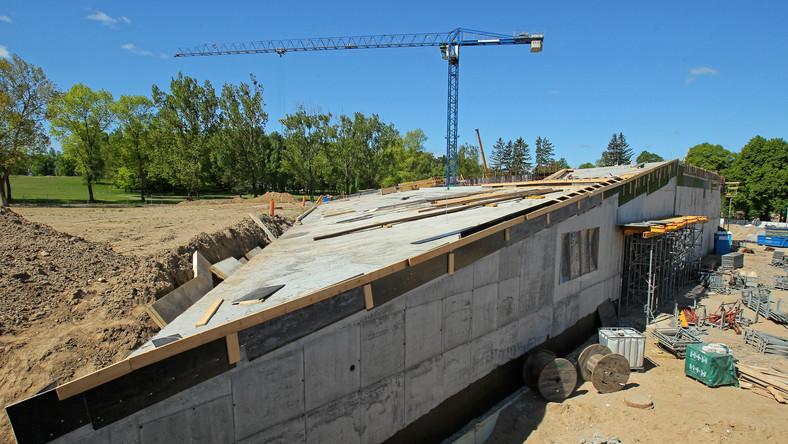 Budowa nowego gmachu Muzeum Bitwy pod Grunwaldem