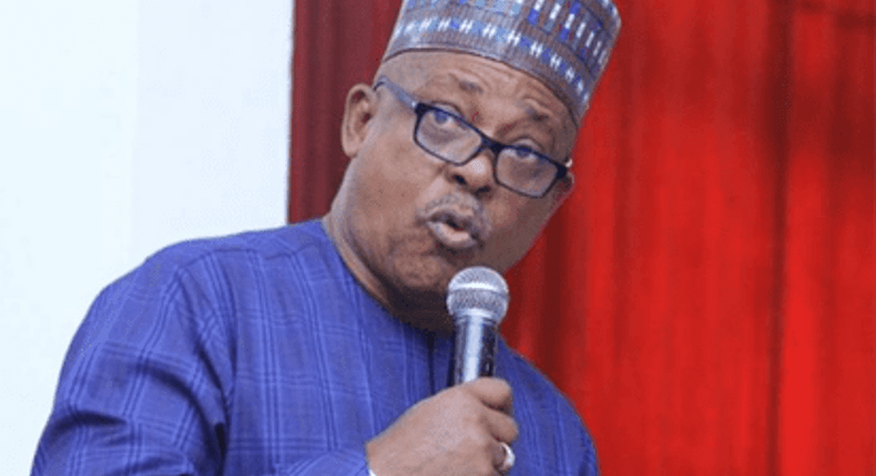 National Chairman, the Peoples Democratic Party (PDP), Mr Uche Secondus. [Vanguard]