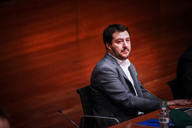 Salvini zapewnia, że podstawą aliansu ma być nie prorosyjskość, ale wspólna wizja przyszłości Europy.