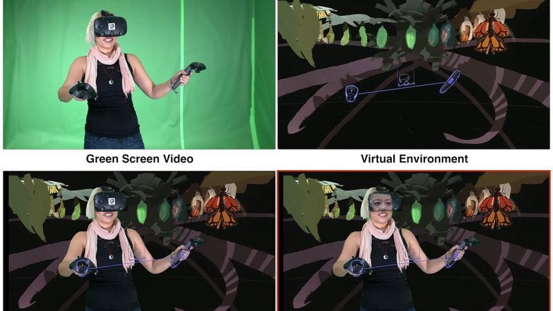 Google chce pokazać twarze pod goglami VR