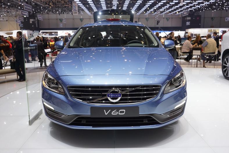 Volvo V60 po modernizacji