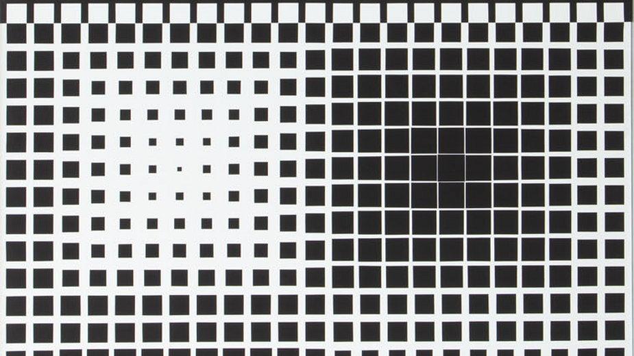 "Victor Vasarely, ""Novae - Kat"" (1959-1973)"