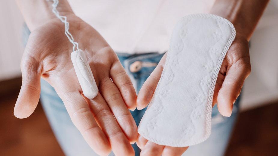 Ok. 500 mln kobiet nie może w pełni dbać o higienę podczas okresu