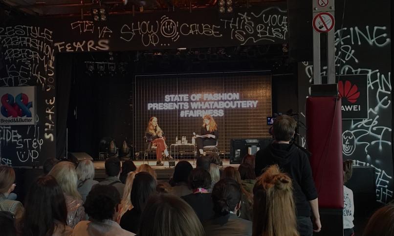 625614e1708e State of Fashion, Whataboutery,  fairness, rozmowa z irlandzką projektantką  Bethany Williams