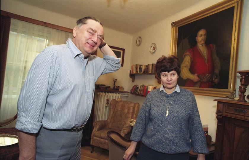 Żona Olszewskiego o ostatnich chwilach męża