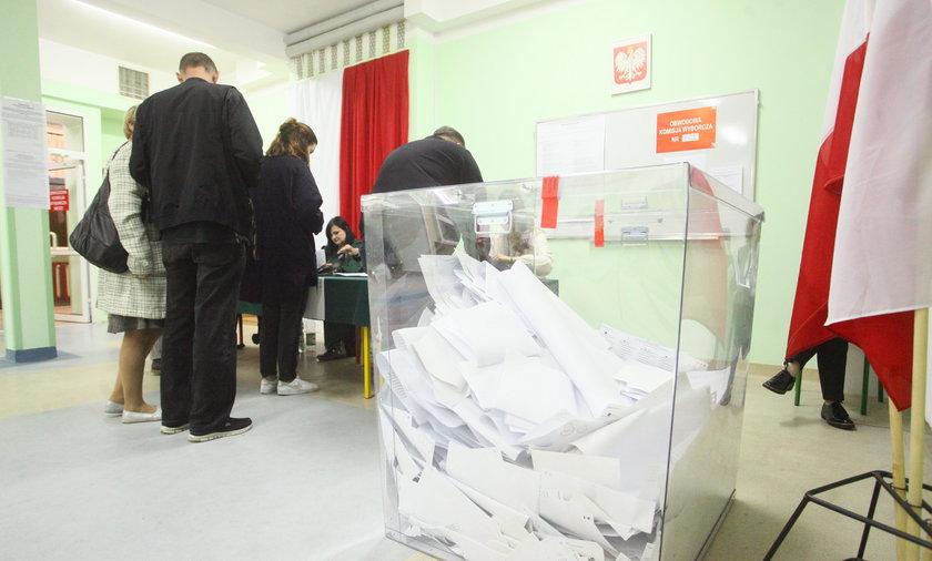 Okręgi, listy, kandydaci do Sejmu - Warszawa okręg nr 20