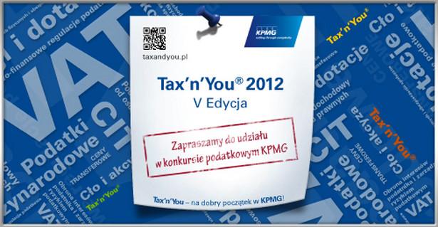 Tax'n'You 2012
