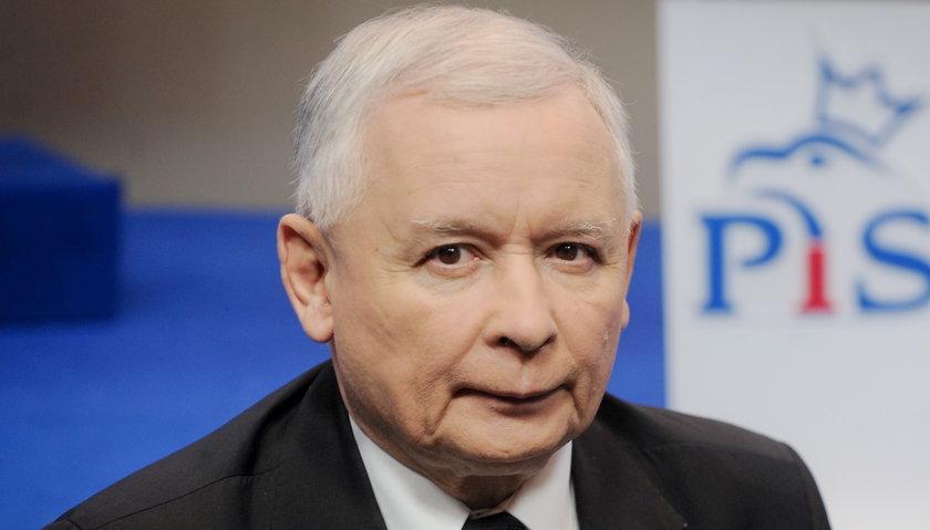 Jarosław Kaczyński chory?