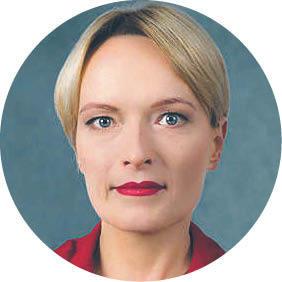 prof. Anna Hrycaj sędzia, członek Rady Legislacyjnej przy Prezesie Rady Ministrów, wykładowca na Uczelni Łazarskiego