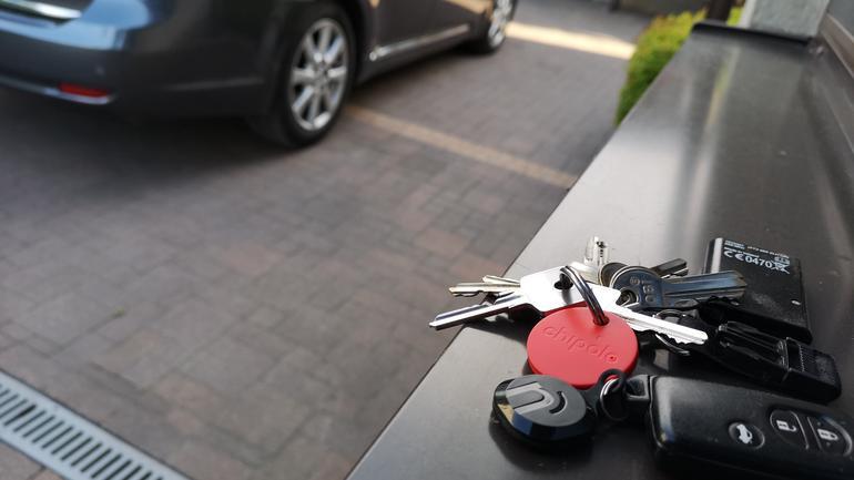 Lokalizatory kluczy