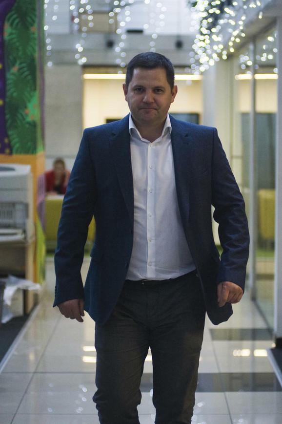 Naš boks procvetao sa njim na čelu: Nenad Borovčanin, predsednik Bokserskog saveza Srbije