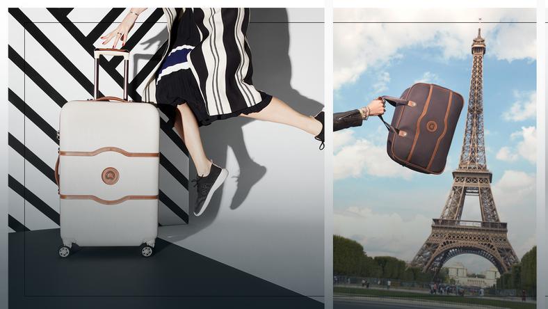 6d9243bfd80bc Masz dość smutnych walizek? My też! Odkryj nową kolekcję walizek od ...