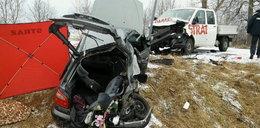 Masakra na drodze. Zginęli w drodze na pogrzeb
