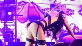 Jennifer Lopez pokazała pupę na koncercie