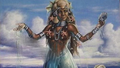 African gods: Nne Miri and Onabuluwa the progenitors of the Ogbanje spirit