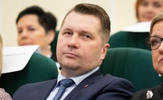 Czarnek: Kilka postępowań dyscyplinarnych wobec rektorów, którzy zataili współpracę z SB