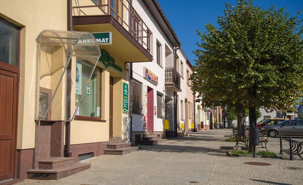 225 - tyle jest w Polsce średnich miast