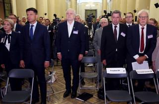 Zakończył się Kongres Sędziów Polski. Przyjęto trzy uchwały