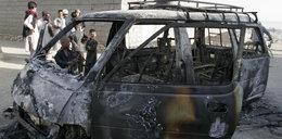 Tak wyglądał atak na bazę w Ghazni