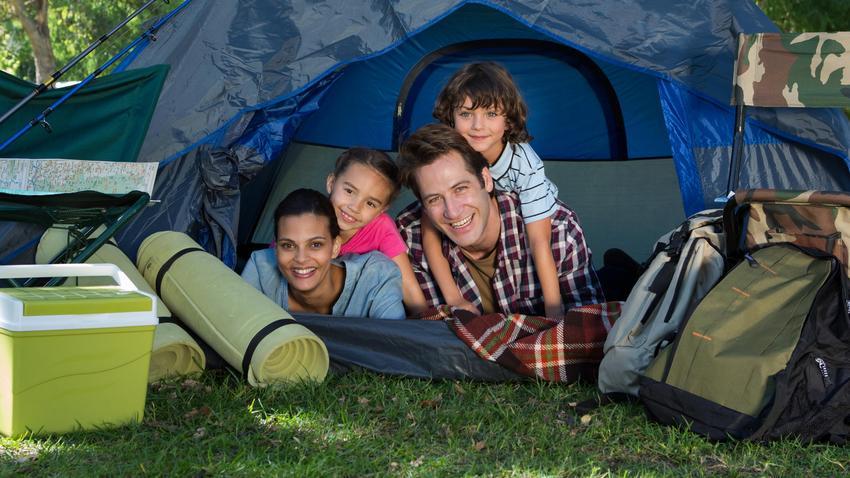 gry pod namiot